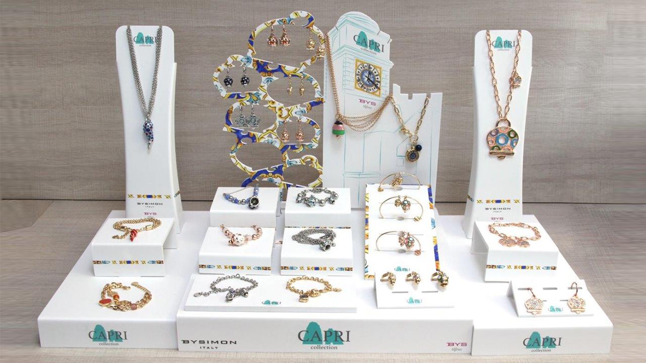 espositori bijoux
